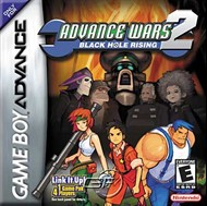 Rent Advance Wars 2: Black Hole Rising for GBA