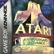 Rent Atari Anniversary Advance for GBA