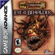 Rent Dungeons & Dragons: Eye of the Beholder for GBA