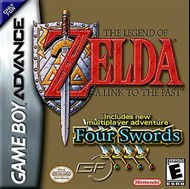 Rent Legend of Zelda: A Link to the Past for GBA