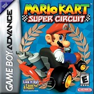 Rent Mario Kart: Super Circuit for GBA