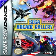 Rent Sega Arcade Gallery for GBA