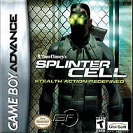 Rent Tom Clancy's Splinter Cell for GBA
