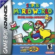 Rent Super Mario World: Advance 2 for GBA