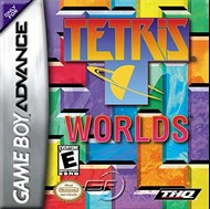 Rent Tetris Worlds for GBA