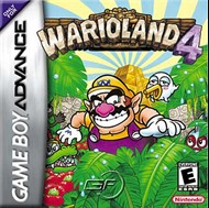 Rent Wario Land 4 for GBA