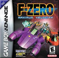 Rent F-Zero: Maximum Velocity for GBA