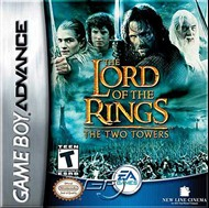 Rent Lord of the Rings: The Two Towers for GBA