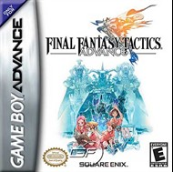 Rent Final Fantasy Tactics Advance for GBA