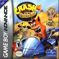 Rent Crash Nitro Kart for GBA