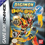 Rent Digimon Battle Spirit 2 for GBA