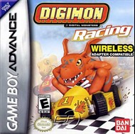 Rent Digimon Racing for GBA