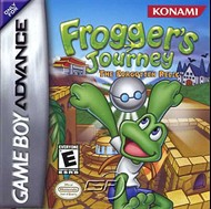 Rent Frogger's Journey: The Forgotten Relic for GBA