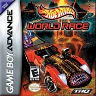 Rent Hot Wheels World Race for GBA