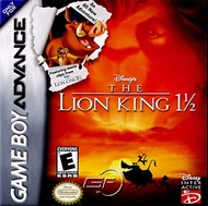 Rent Lion King 1 1/2 for GBA