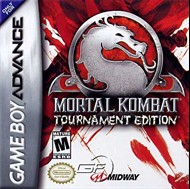 Rent Mortal Kombat: Tournament Edition for GBA