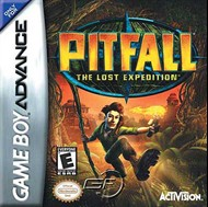 Rent Pitfall: The Lost Expedition for GBA
