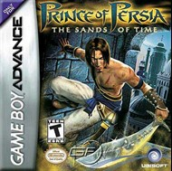 Rent Prince of Persia: The Sands of Time for GBA