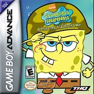Rent Spongebob: The Battle for Bikini Bottom for GBA