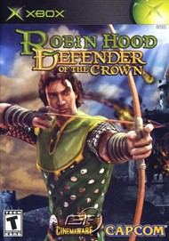 Rent Robin Hood: Defender of the Crown for Xbox