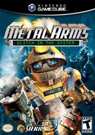 Rent Metal Arms: Glitch in the System for GC