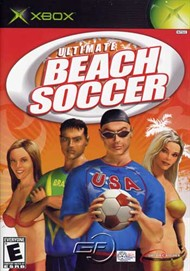 Rent Ultimate Beach Soccer for Xbox