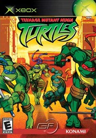 Rent Teenage Mutant Ninja Turtles for Xbox