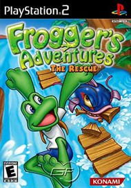 Rent Frogger's Adventures: The Rescue for PS2