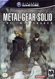Rent Metal Gear Solid: Twin Snakes for GC