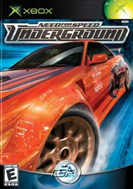 Rent Need for Speed: Underground for Xbox