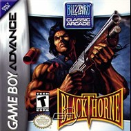 Rent Blackthorne for GBA