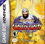 Rent Super Ghouls N Ghosts for GBA