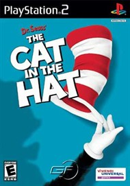 Rent Dr. Seuss' The Cat in the Hat for PS2