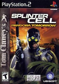 Rent Tom Clancy's Splinter Cell: Pandora Tomorrow for PS2
