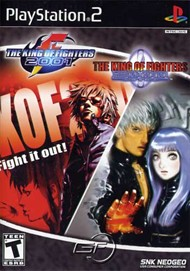 Rent King of Fighters 2001 for PS2