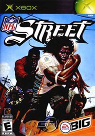Rent NFL Street for Xbox