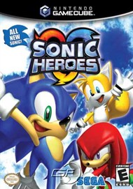 Rent Sonic Heroes for GC