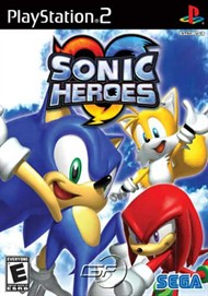 Rent Sonic Heroes for PS2