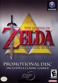 Rent Legend of Zelda: Collector's Edition for GC