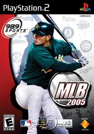 Rent MLB 2005 for PS2