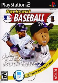 Rent Backyard Baseball for PS2