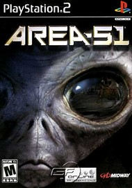 Rent Area 51 for PS2