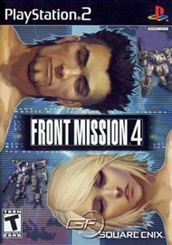 Rent Front Mission 4 for PS2