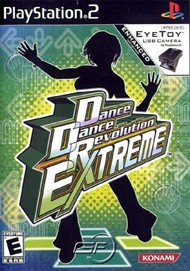 Rent Dance Dance Revolution Extreme for PS2