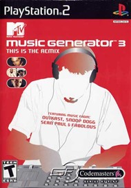 Rent MTV Music Generator 3: This is the Remix for PS2