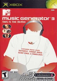 Rent MTV Music Generator 3: This is the Remix for Xbox