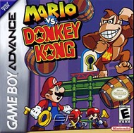 Rent Mario vs. Donkey Kong for GBA