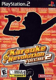 Rent Karaoke Revolution Volume 2 for PS2