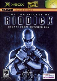 Rent The Chronicles of Riddick: Escape from Butcher Bay for Xbox
