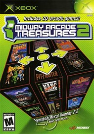 Rent Midway Arcade Treasures 2 for Xbox